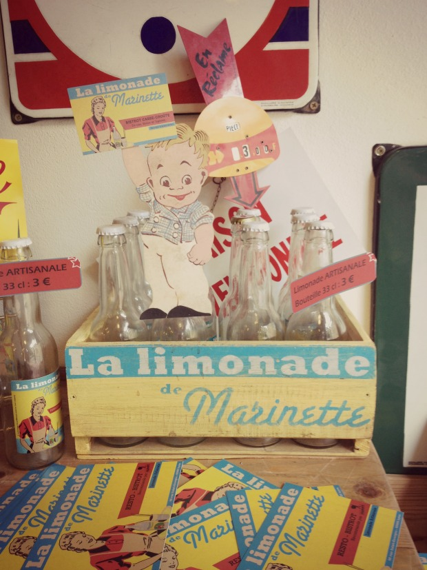 limonade marianette caja