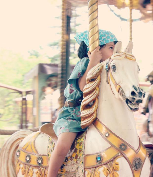 carousel caballo 2