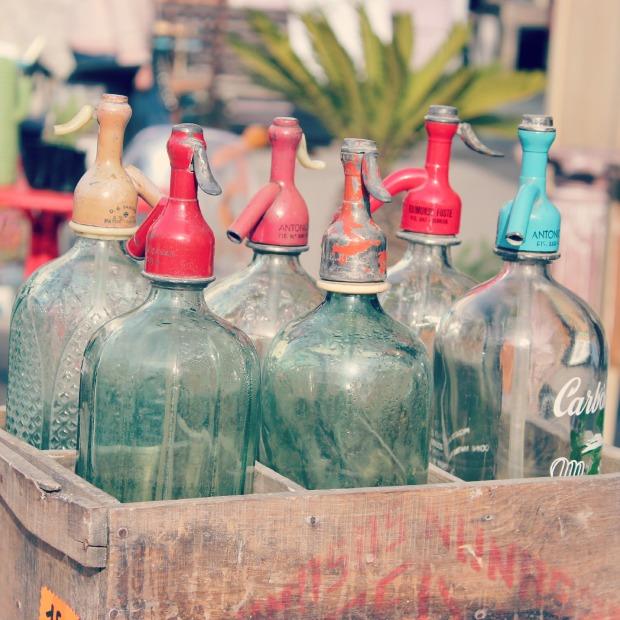 botellas mercantic