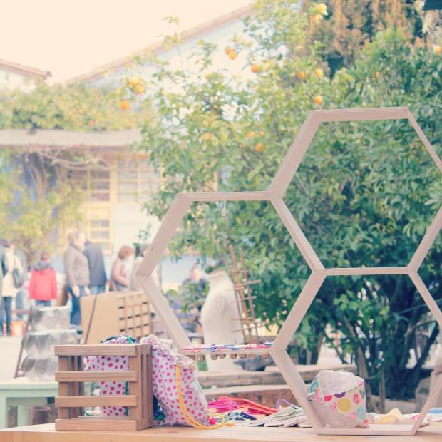 mercantic hexagonos